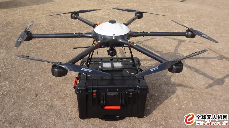 宜飛智能系留無人機