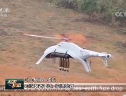 国产无人轰炸直升机高清大图来了!