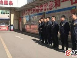 中国移动无人机现身现场引导救灾