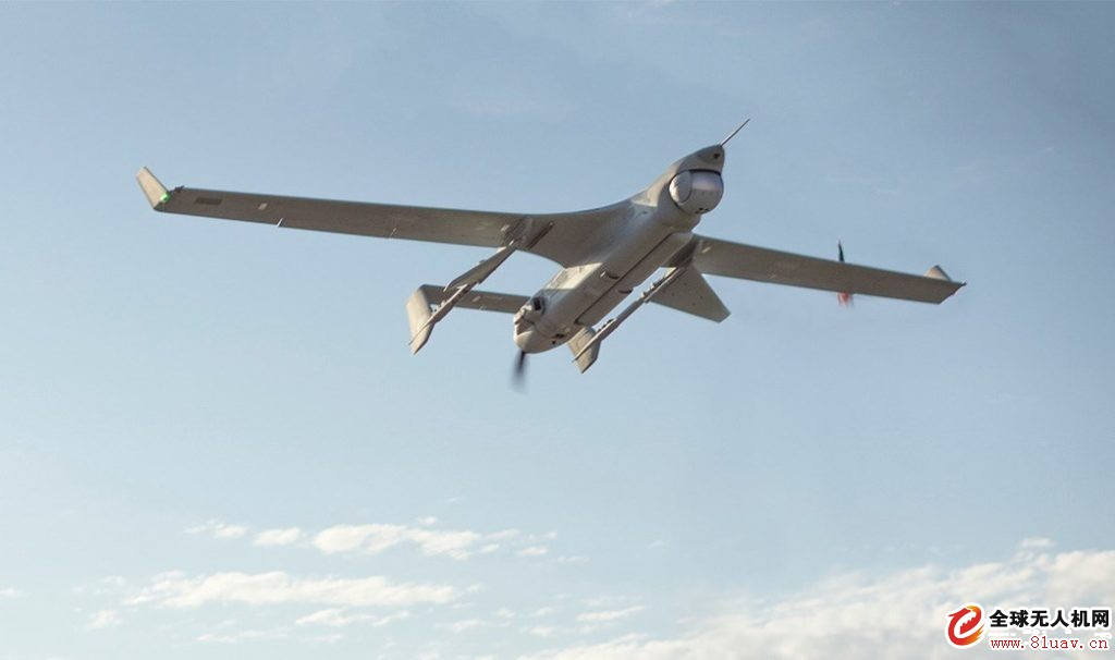 IMSAR公司NSP-5合成孔径雷达完成无人机适配试验