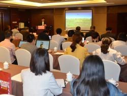 南通大学召开首届无人机生态环境应用研讨会