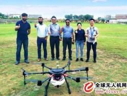 赛为智能无人机成功打开巴基斯坦市场
