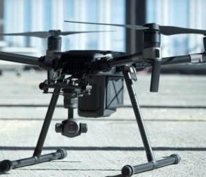 幻飞环保大气监测无人机在线实时监测巡查无人机