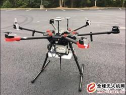 UHF RFID無人機在跟蹤車輛和資產方面的應用