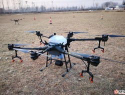 极飞科技P系列2019 款植保无人机系