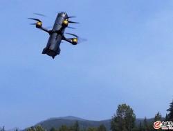 AerialX公司研发撞击式反无人机方案