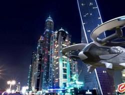 空客公司City Airbus电动垂直起降飞行器在德国
