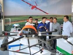 中華全國供銷合作總社李寶東處長蒞臨天途航空總部考察