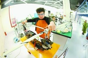 无人机研发、制造、维修工程师