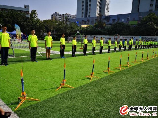 大湾区青少年无人机科创选拔赛深圳举行