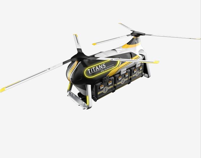 一飞将携500架无人机点亮天津智能之夜 向全球展示空中智慧