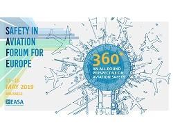 欧洲航空安全局首次举办欧洲航空安全论坛