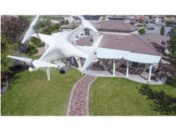 无人机检查屋顶的新方法