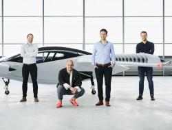 Lilium公司推出5座Lilium Jet空中出租车原型机