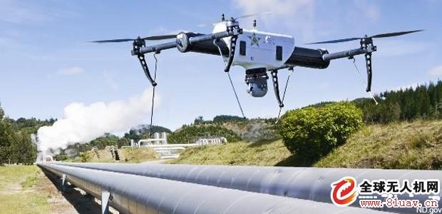 无人机石油天然气管线巡线
