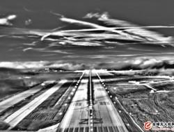 """""""湾流""""G280公务机将使用增强型飞行视觉系统辅助着陆和滑跑"""