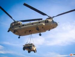 波音将在CH-47F直升机上测试T408发动机
