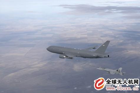 波音公司本月已向美国空军交付3架KC-46加油机