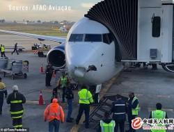 還無人機一個清白! 去年 12 月民航機損毀事故證實與無人機無關