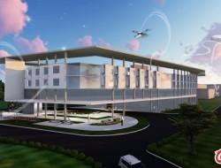 配备无人机的医院可以应对灾难