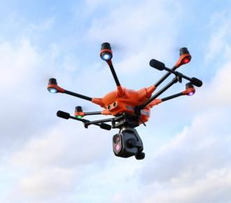 H520-小型六轴商用无人机,巡检无人