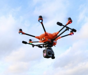 H520-小型六轴商用无人机,巡检无人机