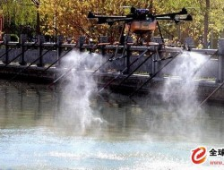 无人机在灭蚊灭蝇方面的应用