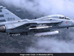 """印度希望在今年年底前完成""""光辉""""战斗机着舰试验"""