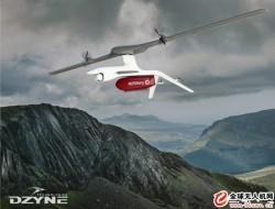 ROTORwingVTOL无人机的机翼也能充当其旋翼桨叶