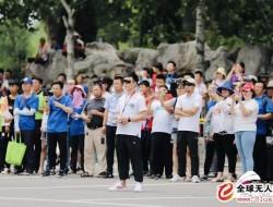 """无人机现场""""跳芭蕾""""!山东省最高规格航模飞行比赛在沂水举行"""
