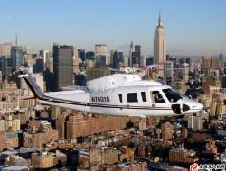 优步公司在纽约试运行直升机共享服务