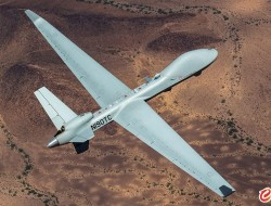 "GA-ASI选择三家比利时公司支持""天空卫士""无人机开发"