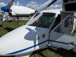 俄罗斯MAI-411飞机取得适航许可证