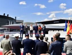 """达索航空公司与空客集团达成""""未来作战航空系统""""项目下一个决定性里程碑"""