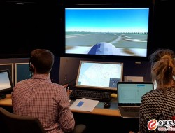 荷兰研究实验室成功完成大型无人机空中交通管制仿真验证