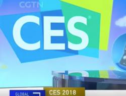2018年美國CNTV隆重報道GDU普宙無人機提名CES大獎