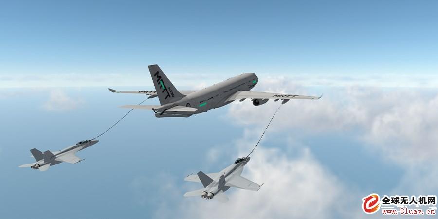 Indra公司将向法国空军提供A330空中加油机模拟器