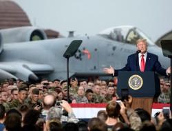特朗普承诺将尽可能延长A-10攻击机服役年限