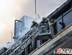 消防無人機精準滅火減少損失