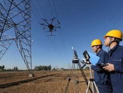 無人機電力巡檢 5000架無人機實現自動飛行
