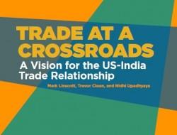 美国大西洋理事会:交叉路口的贸易——美印贸易关系愿景