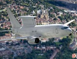 波音公司與英國馬歇爾航空航天防御集團簽署E-7預警機風險降低合同