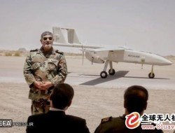 伊朗展示新型武裝無人機 自稱已成世界頂級無人機大國