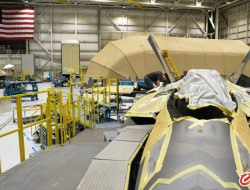 美國空軍F-22和F-35A戰斗機均無法達到80%的戰備率