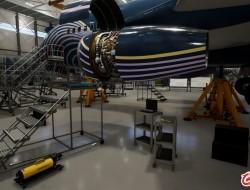 FL Technics公司測試飛機機械師虛擬現實培訓輔助工具