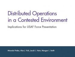 蘭德報告:對抗環境中的分布式作戰:對美國空軍力量運用的影響