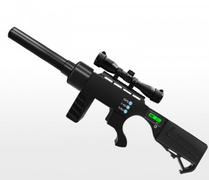 无人机反制枪无人机反制设备便携式无人机干扰枪
