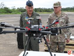 美国LiDAR USA公司推出无人机紧急伞降系统