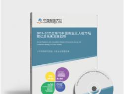 2019-2025全球与中国商业无人机市场现状及未来发展趋势