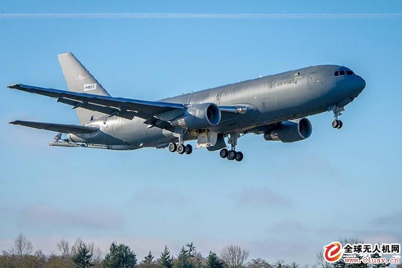 波音公司再向美国空军交付3架KC-46A加油机